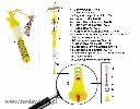 Poidło dzwonowe dla indyków i gęsi bezbalastowe RIM-100 - zdjecie 2