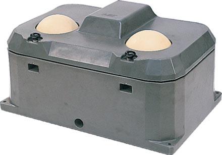 Poidło izolowane niezamarzające 2-kulowe