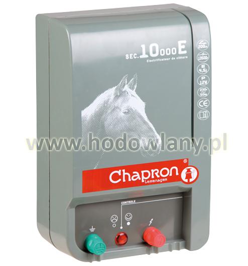 Elektryzator sieciowy dla koni narowistych SEC10000 E na długie ogrodzenia - zdjecie 1