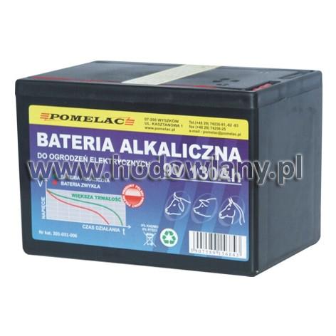 Bateria alkaliczna 9V o podwyższonej trwałości - 130 Ah