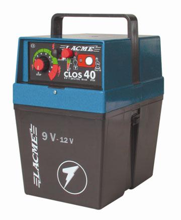 Elektryzator akumulatorowy LACME CLOS 40 - zdjecie 1