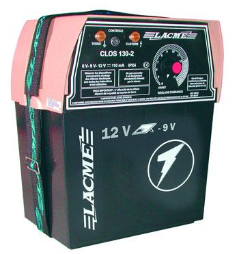 Elektryzator akumulatorowy LACME CLOS 130-2 - zdjecie 1