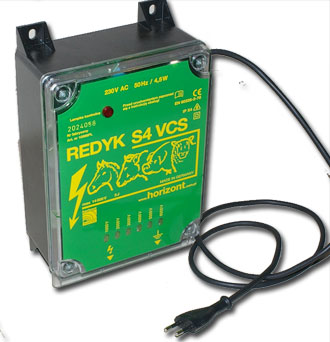 Elektryzator Pastucha elektrycznego REDYK 3000mJ z kontrolą napięcia - zdjecie 1