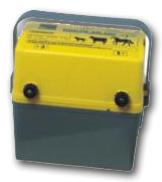 Pastuch bateryjno-akumulatorowy z przełącznikiem mocy