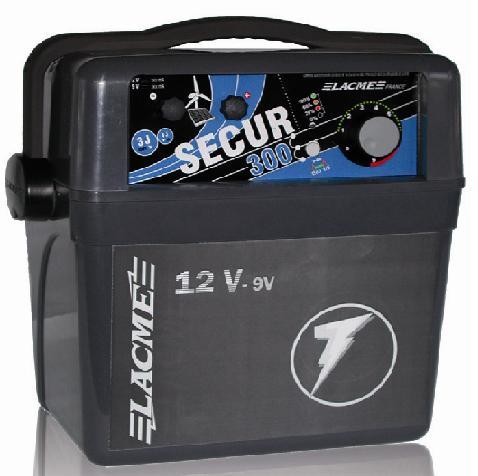 Elektryzator akumulatorowy SECUR 300 Supermocny