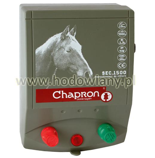 Pastuch elektryczny dla koni SEC1500 E