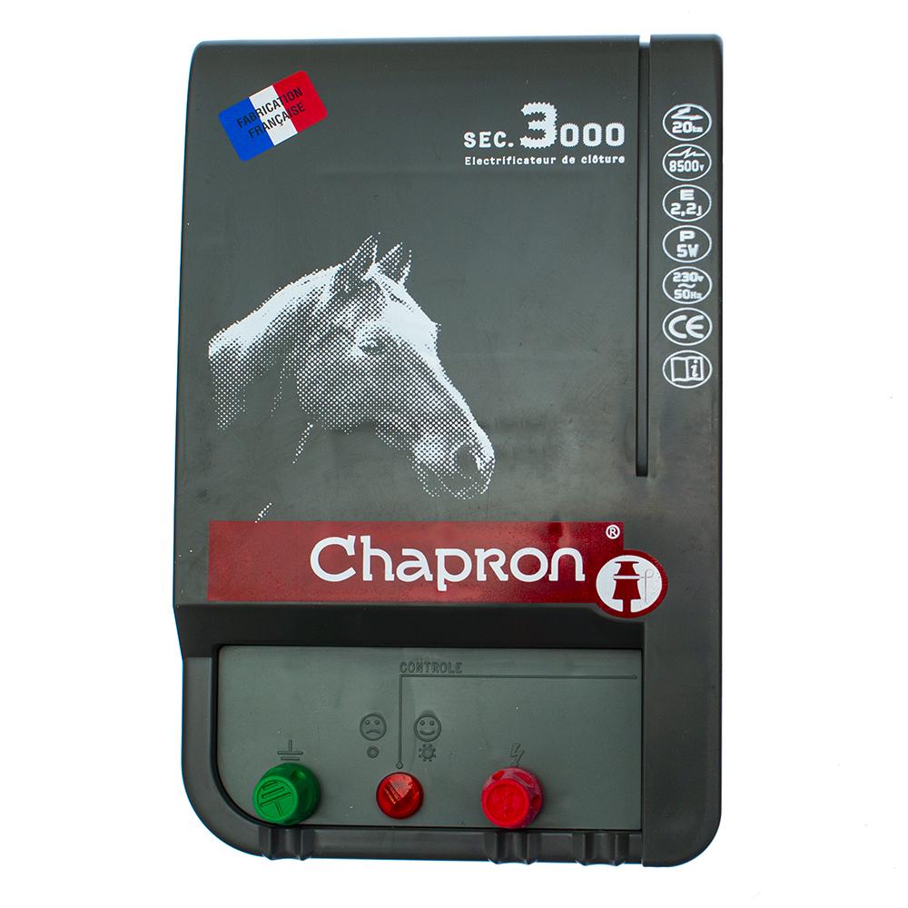 Elektryzator dla koni narowistych SEC5000