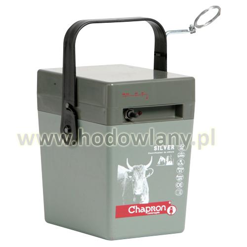 Pastuch bateryjno- akumulatorowy Chapron Silver 300mJ