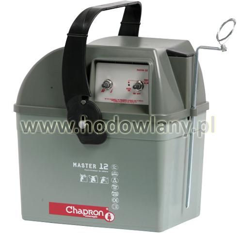 Elektryzator akumulatorowy MASTER12 1900mJ 6-12V