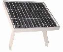 Bateria słoneczna zasilania elektryzatora 10W + statyw