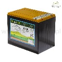 Bateria do zasilania elektryzatora  o najwyższej trwałośći 9V 130Ah