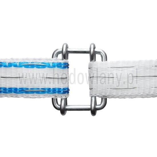 Łącznik metalowy taśmy 1,5 - 2cm - zdjecie 1