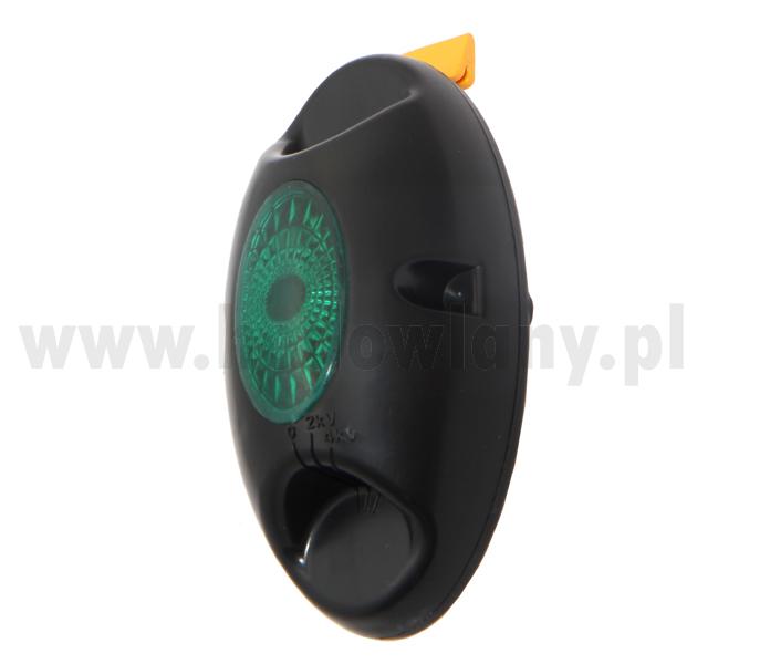 Diodowy sygnalizator napięcia do pastuchów elektrycznych - zdjecie 1