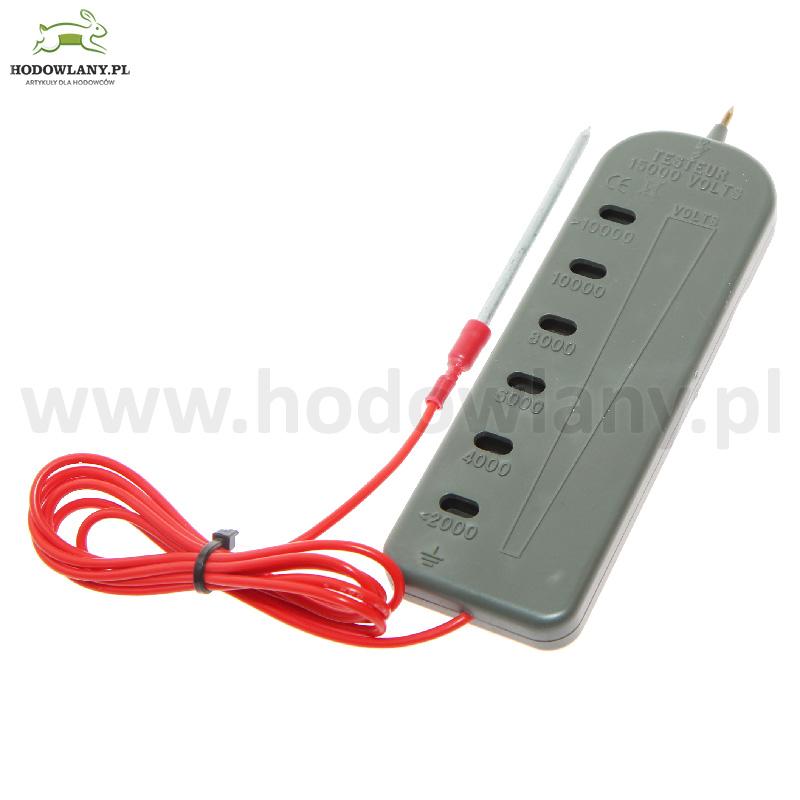 Kontroler napięcia ogrodzenia elektrycznego do 10KV