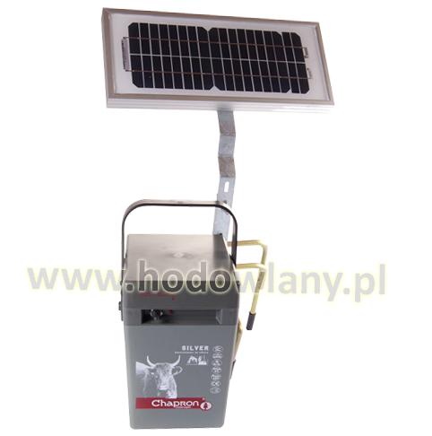 Pastuch Słoneczny Silver Solar 5W