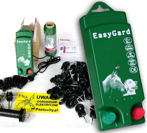 Ogrodzenie elektryczne dla psa zestaw GARD Home 100 z plecionką - zdjecie 1