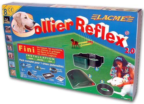 Niewidzialne ogrodzenie elektryczne - elektryczna obroża bezprzewodowa dla psa - zdjecie 1