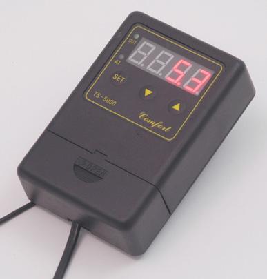 Termoregulator elektroniczny do inkubatora lęgowego z wyświetlaczem TS-500P PID - zdjecie 1