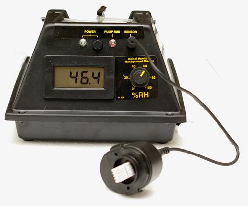 Kontroler wilgnotości H22 do inkubatorów