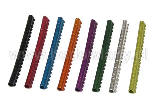 Obrączki aluminiowe numerowane 2,5mm dla najmniejszych ptaków 20sztuk - zdjecie 1