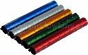 Obrączki aluminiowe 12mm kolorowe dla dużych ptaków numerowane 10szt - zdjecie 2