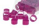 Znaczniki dla przepiórek i piskląt 6 mm - 100 sztuk - zdjecie 3