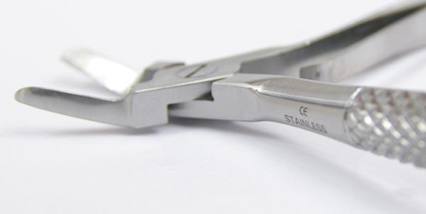 Kleszcze do obcinania ząbków wyprofilowane - PREMIUM - zdjecie 1