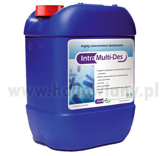 Preparat do mat dezynfekcyjnych Multi-Des 10l