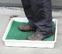 Basen kuweta z matą do dezynfekcji ruchu pieszego do budynków inwentarskich - zdjecie 4