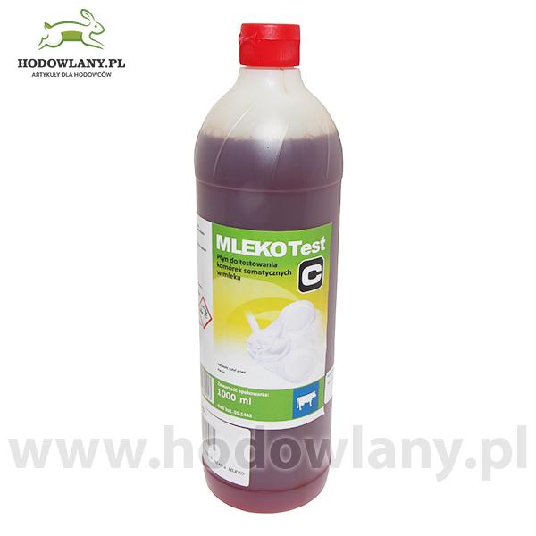 Płyn do testowania mleka MLEKO TEST 1l