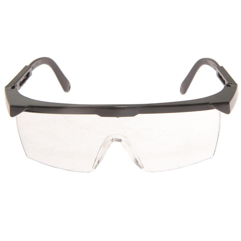 Okulary ochronne regulowane do dezynfekcji - zdjecie 1