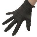 Rękawiczki nitrylowe jednorazowe rozmiar L - 100 szt. - zdjecie 2