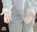 Zestaw odzieży ochronnej jednorazowej XL - zdjecie 3
