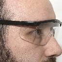 Okulary ochronne regulowane do dezynfekcji - zdjecie 2