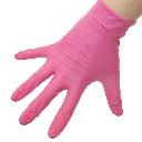 Rękawiczki nitrylowe jednorazowe rozmiar M - 100 szt. - zdjecie 2