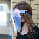 Przyłbica ochronna osłona na twarz - zdjecie 2