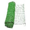 Siatka ogrodzenia elektrycznego z podwójnym szpicem 112 cm / dł. 50 m zielona