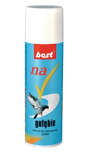 Preparat do odstraszania gołębi w aerozolu 250 ml