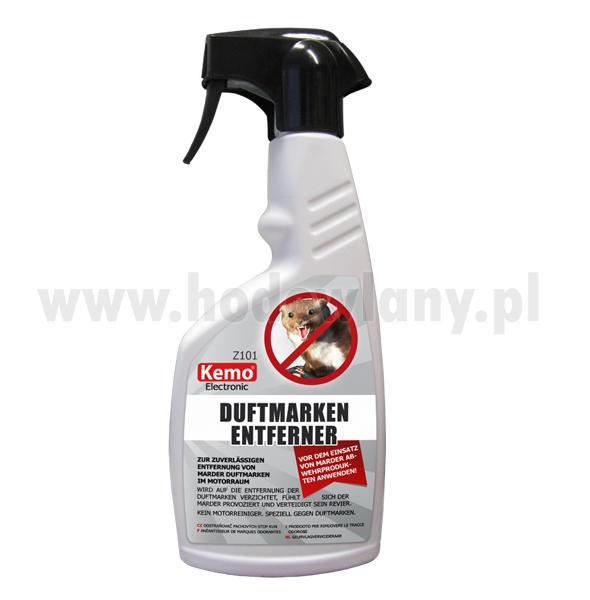 Spray do usuwania zapachu kun z komponentów samochodu 500 ml