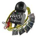 Odstraszacz samochodowy przeciw kunom - mini elektryzator