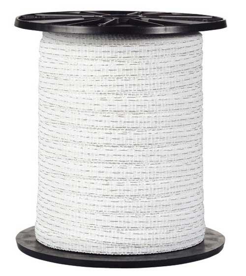 Taśma ECON biała 10mm 200m