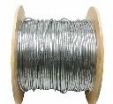 Linka stalowa fi 2 mm rolka 100 m do pastuchów elektrycznych